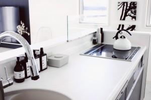 キッチン丸ごと掃除